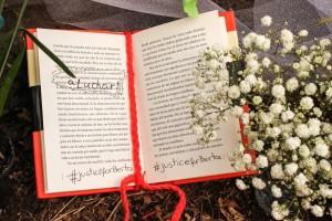 Berta Cáceres - Book - Ceasefire