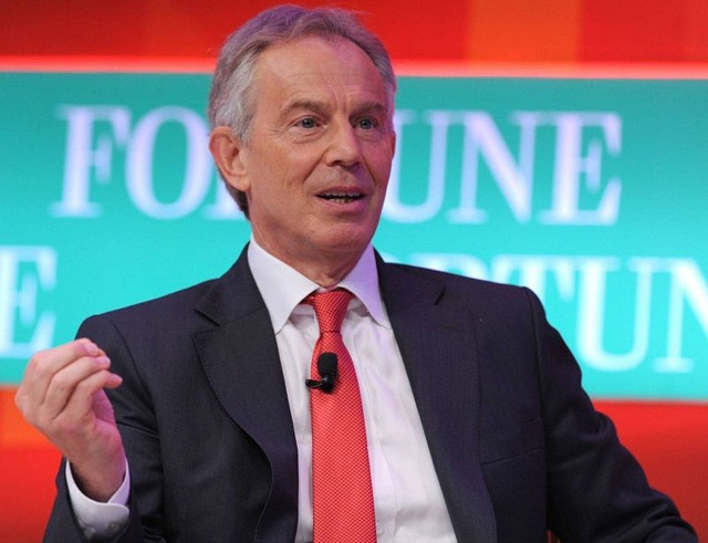 Blair Syria Ceasefire Magazine