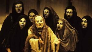 Boal - Greek chorus - Ceasefire