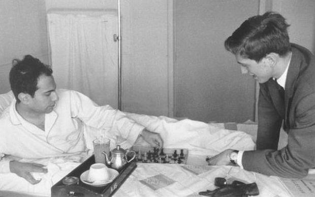 Bobby Fischer World Championship Candidate Ceasefire
