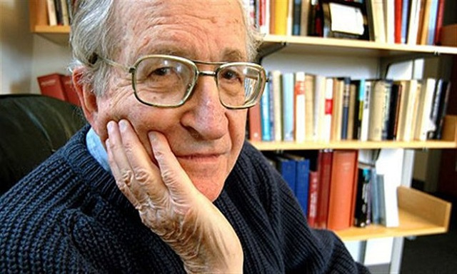 Ceasefire - Chomsky - Frank barat - Interview 6 Sep 2013
