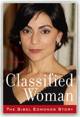 Cover photo fromClassified Woman - The Sibel Edmonds Story