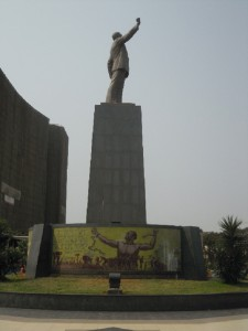 Independence Square, Luanda
