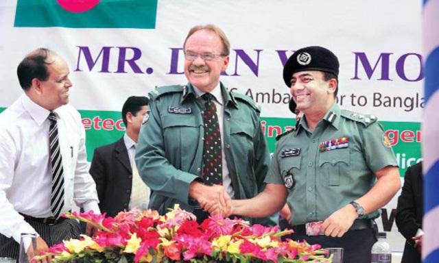 Dhaka Met Police Commissioner Benazir Ahmed - Ceasefire Magazine