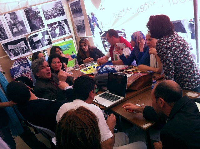 Emergency meeting called for by ACDA to discuss and take action on the border incidents - Algerian Cultural Collective