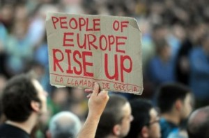 Europe Protests 2012