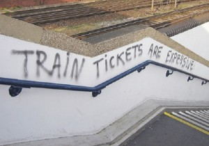 Expensive Train Tickets