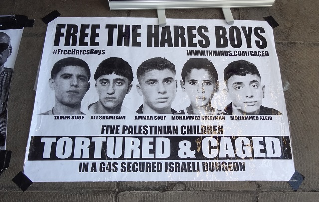 Free the Hares boys (5)