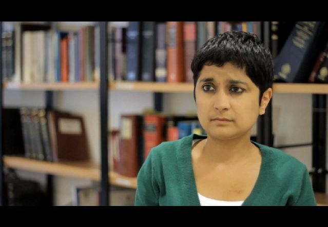 Hamja Interview With Shami Chakrabarti