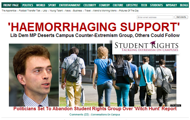 Hemmoraghing support - huff po cropped