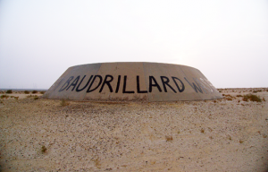 baudrillard hyperreality essay