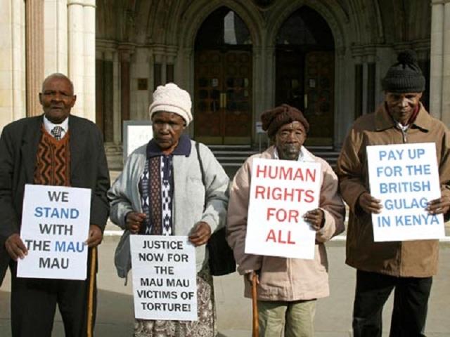 Kenya - Mau Mau compensation