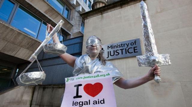 Legal Aid Cuts - Ceasefire Magazine