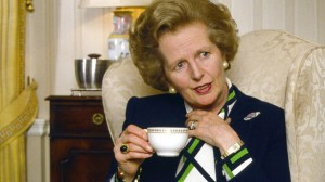 Margaret-Thatcher-Tea-Ceasefire