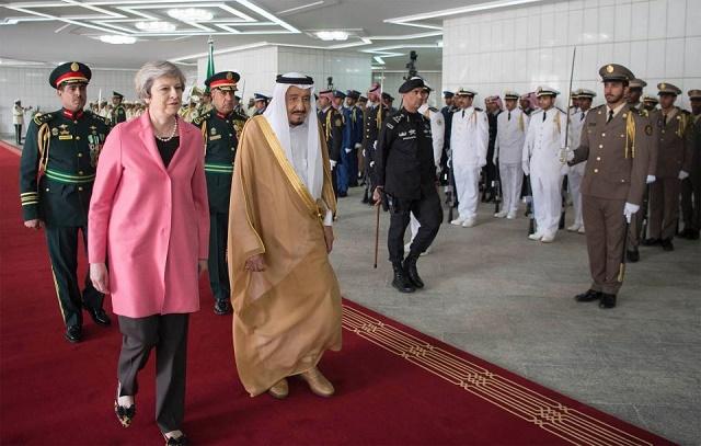 May Saudi Visit
