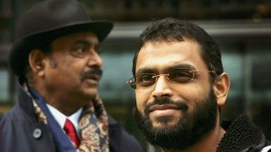 Former Guantanamo Detainee Hand Petition To The Home Office