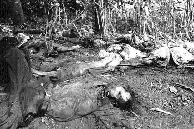 the massacre at el mozote mark danner summary