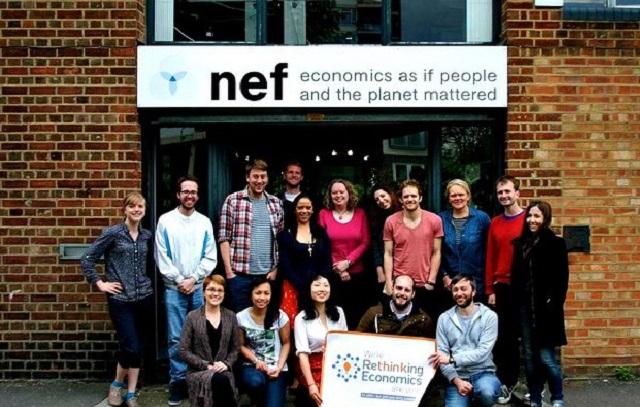 NEF - Rethinking Economics