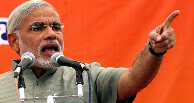 Narendra Modi - Ceasefire - Aisha Maniar