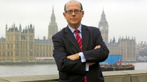 Nick Robinson, the BBC's political editor.