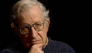 Noam Chomsky Gaza