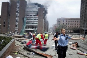 The Oslo Bombings - July 2011