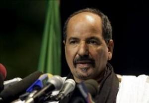 POLISARIO chairman Mohamed Abdelaziz