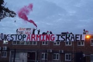 Palestine Action Activsists Birmingham - Ceasefire Magazine