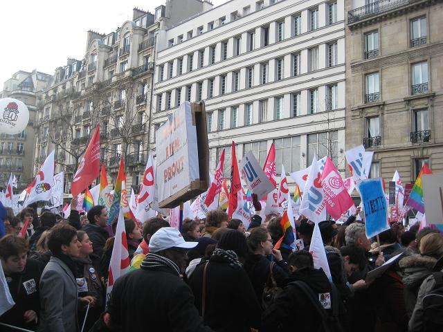 Paris equal marriage demo main- ceasefire
