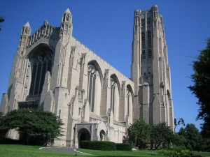 The Rockefeller Chapel at the University of Chicago (Photo: Nikopoley)