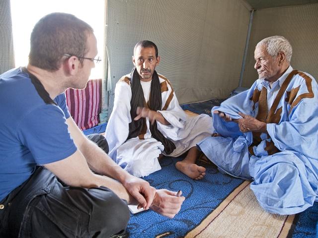 Settled Wanderers - the poety of Western Sahara