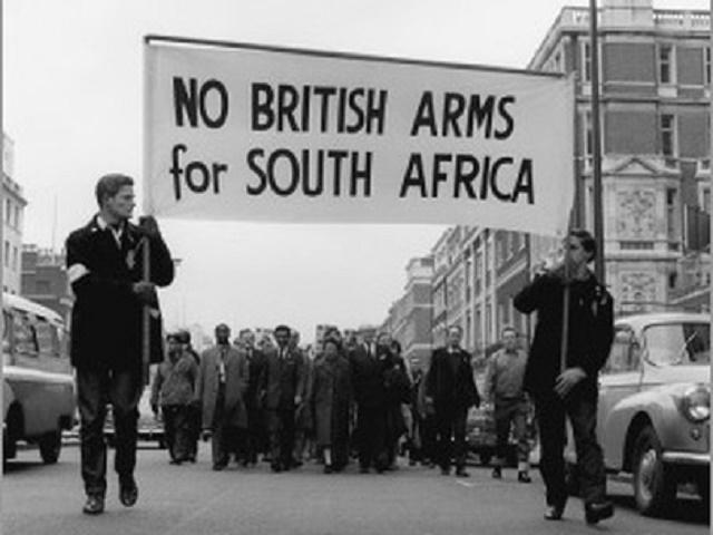 South Africa Boycott