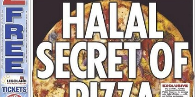 Sun Halal Pizza Express - Ceasefire Magazine