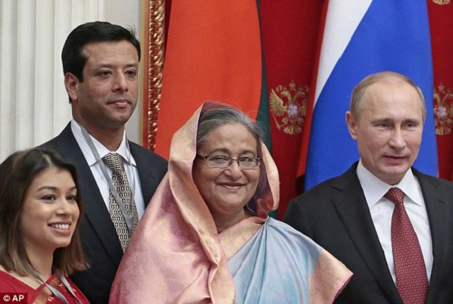 Tulip Siddiq - Hassina - Putin - Ceasefire Mag