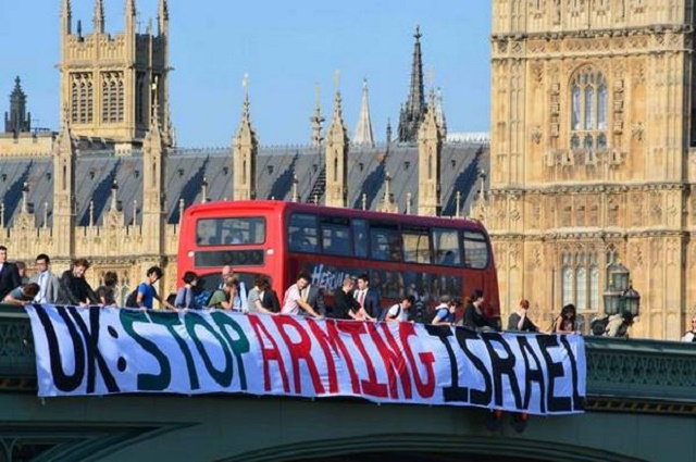 UK Israel Boycott