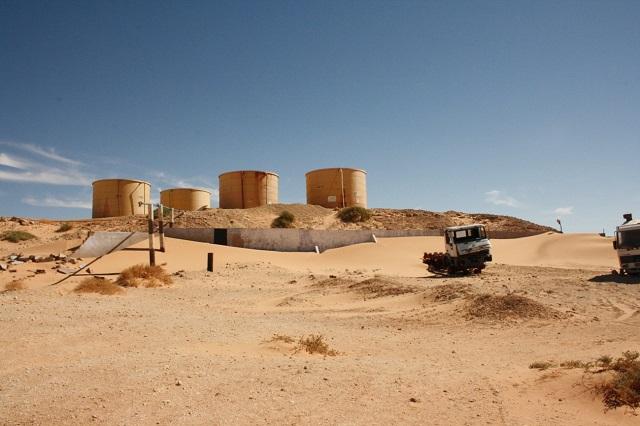 Western Sahara 5 - Ceasefire