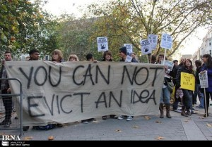 You cant evict an idea