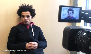 Photo of Hip Hop artist Akala