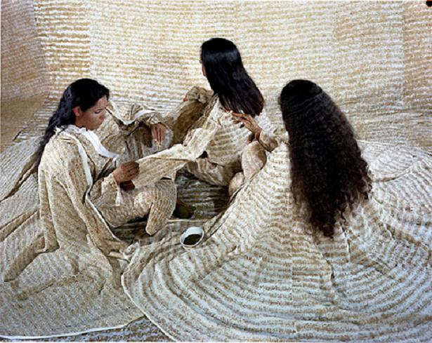 lalla essaydi converging Lalla essaydi was born and raised in morocco, but she lives in the united states converging territories was photographed in the house in where women from her family were sometimes locked up for weeks if they had transgressed the rules of islam.