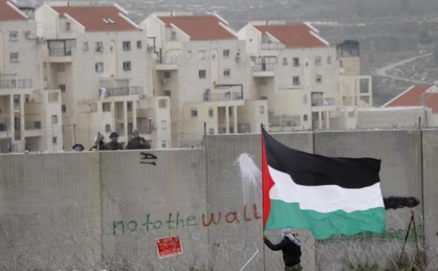 illegal israeli settlements - ceasefire