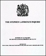 macpherson report 1999 Murder of stephen lawrence the publication in 1999 of the resulting macpherson report has been called 'one of the most important the macpherson report.