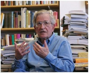 "propaganda model noam chomsky essay This review is a critique of a masterpiece ""manufacturing consent: the political economy of  propaganda model herman and chomsky  noam chomsky in."