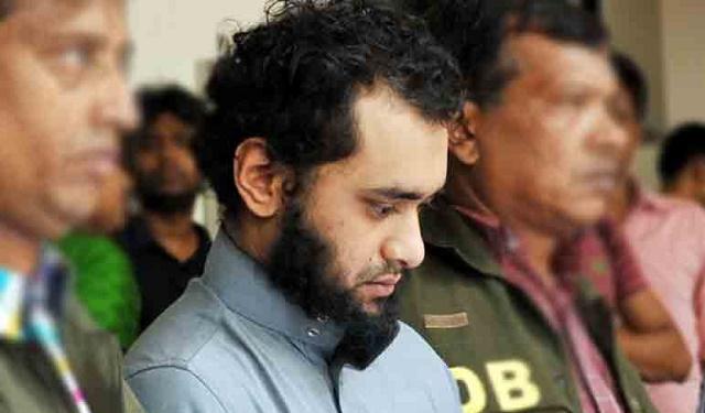 Arrested Londoner Samiun Rahman.
