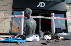 JD Sports, Tottenham, North London